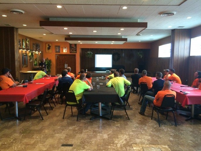 ConfinedSpace Safety Training Program Sharlen Electric - Training table restaurant